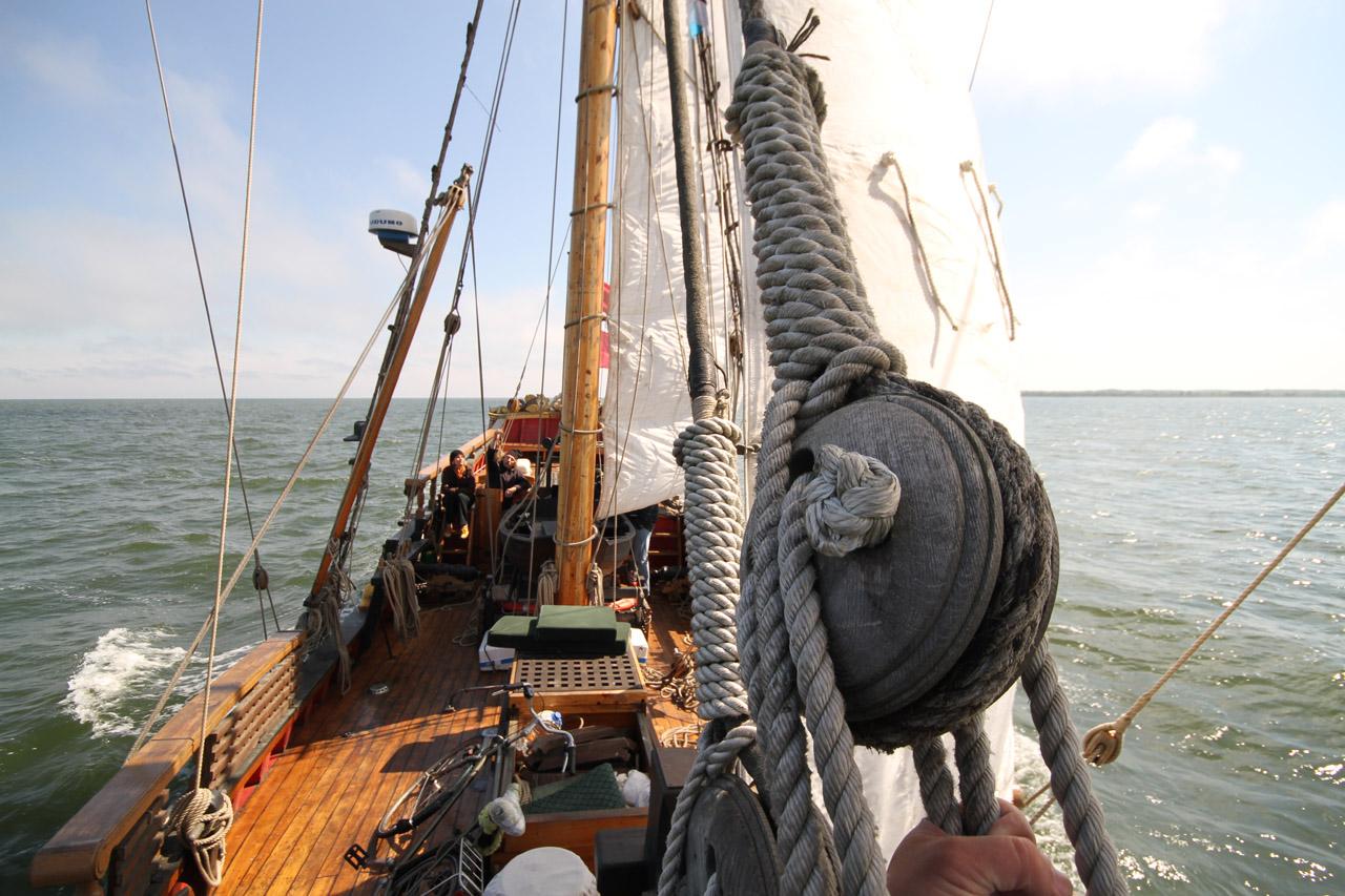 Прогулка на яхте в Юрмале и Риге