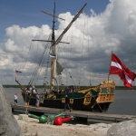 Libava Sailing Ship Historic Replica